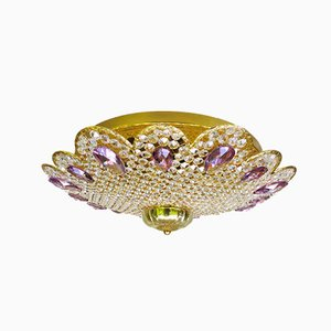 Large Ceiling Light from Palwa, 1970s