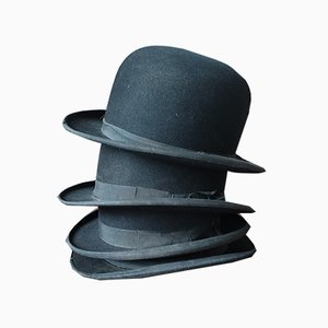 Felt Hats, Set of 4