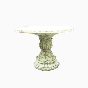 Mid-Century Stone Garden Table, 1960s