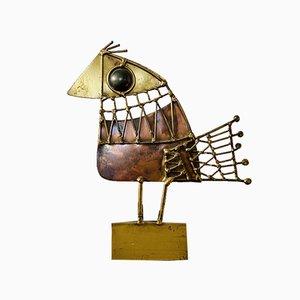 Brutalist Bird Sculpture by Jarc, France, 1970s