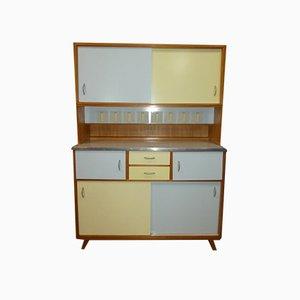 Pastel Kitchen Cabinet, 1950s