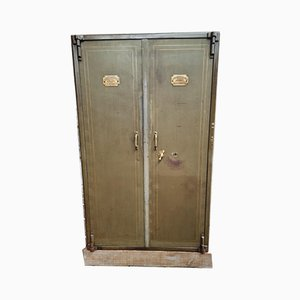 Antique Safe Cabinet from Stephen Cox and Son