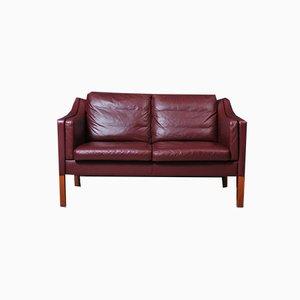 Leather Couch by Erik Marquardsen & Takashi Okamura for Skipper