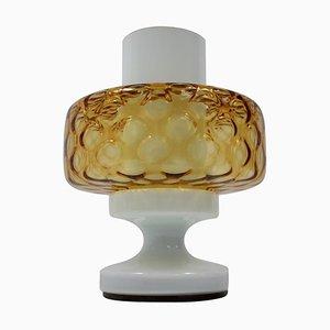 Mid-Century Table Lamp from Osvětlovací Sklo Valašské Meziříčí, 1970s