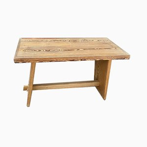 Pitch Pine Console Table