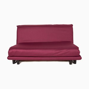 3-Seater Multy Red Fabric Sofa from Ligne Roset