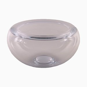 Large Glass Bowl from Lütken
