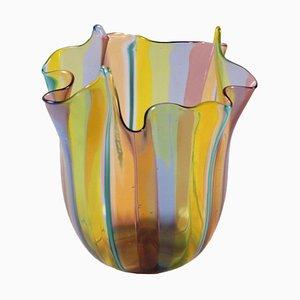 Murano Glass Vase from Fornasotta