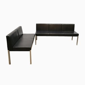Mid-Century Mad Men Style Modular Sofa by Kho Liang Ie for Artifort
