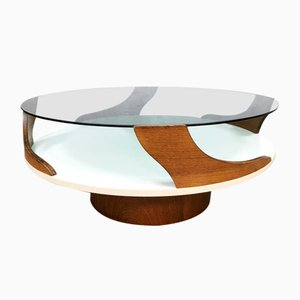 Mid-Century Space Age Coffee Table