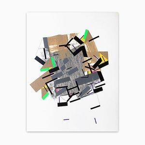 Into the Faiinn 6, Abstract Painting, 2021