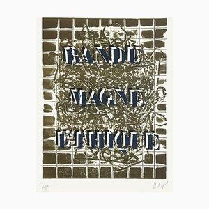 Magne Etique Strip by Michel Magne