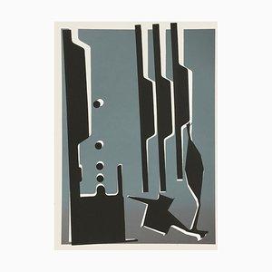 Composition II by Raymond Gid, 1973