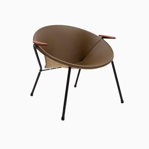 Balloon Chair by Hans Olsen for Lea