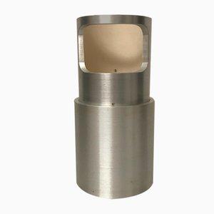 Italian Aluminum Lamp, 1970s