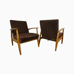 Easy Chairs, Set of 2
