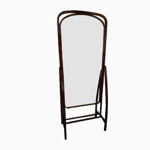 Standing Dressing Mirror from Gebrüder Thonet Vienna GMBH, 1900s