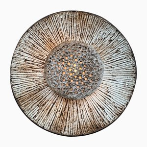 The Sun Sconce from Sejer Keramik, 1960s