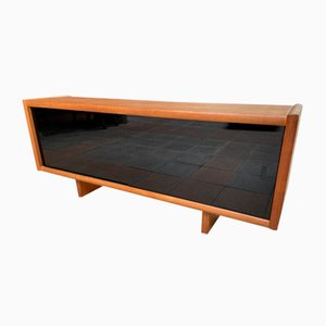 French Sideboard in the Style of Pierre Guariche, 1950s