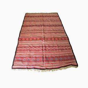 Tunisian Handmade Berber Tapis Kilim Rug