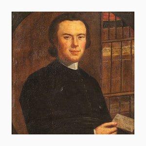 Portrait of a Clergyman, 18th-Century