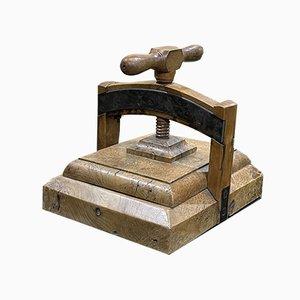Book Press in Elm, 19th Century