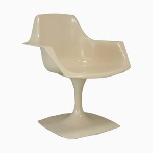 Armchair in Resin by Orlowski, France, 1970s