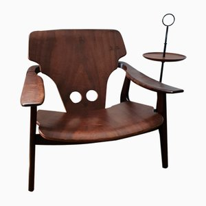 Diz Lounge Chair from Sergio Rodrigues