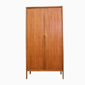 Mid-Century Walnut Wardrobe from A. Younger Ltd., 1960s