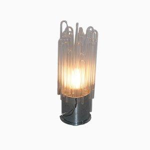 Lámpara de mesa de Gaetano Sciolori, años 70