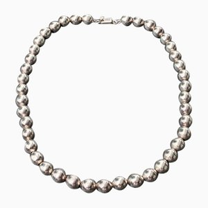 Collana messicana in argento sterling