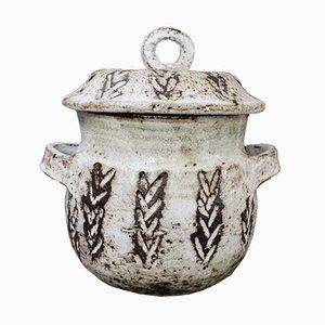Mid-Century Crockery Pot by Albert Thiry, 1960s