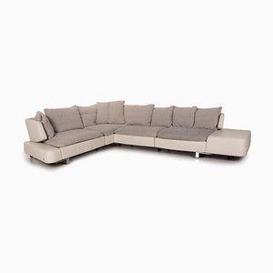 Opus Leather Corner Sofa from Natuzzi