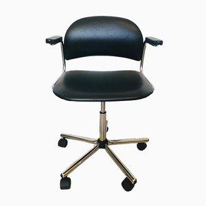 Black Model K-385 Office Chair from Kovona, 1970s