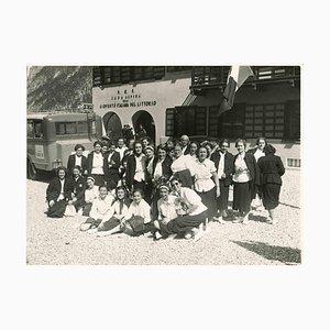 Unknown, Casa Alpina, Black & White Photograph, 1930s