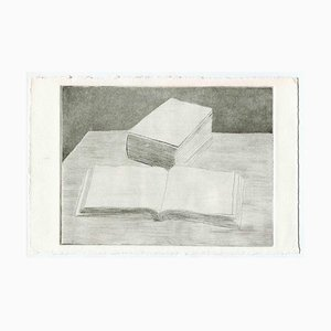 Unknown, Books, Original Etching and Drypoint, Mid-20th-Century