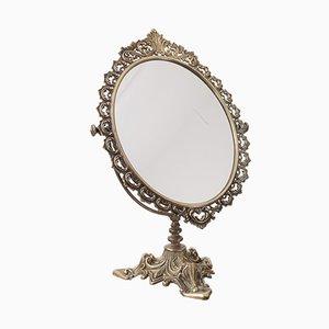 Antique Baroque Vanity Mirror