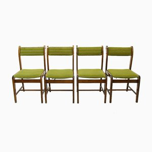 Vintage Side Chairs from ZPM Radomsko, 1960s, Set of 4