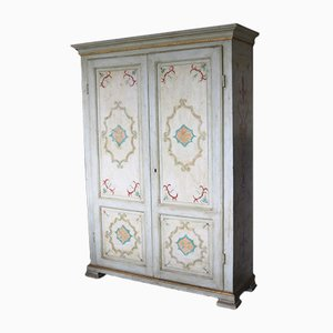 Large Neoclassical Lacquered Pantry Wardrobe