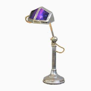 Art Deco Desk Lamp by Pirouette, 1930s