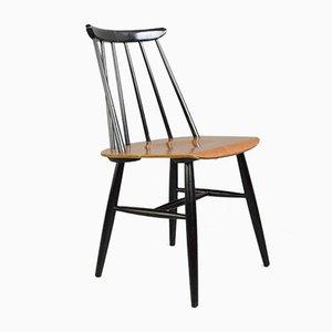 Dining Chairs by Ilmari Tapiovaara for Asko, 1960s, Set of 4