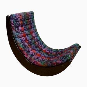 Sedia a dondolo Relaxer 2 di Verner Panton per Rosenthal, 1974