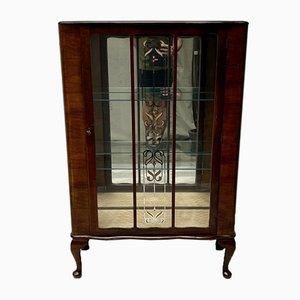 Art Deco Glass Display Cabinet