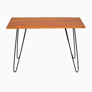 Vintage Side and Console Table with Hairpin Legs, 1960s