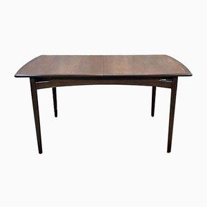 Tavolo in teak e palissandro di G Plan, anni '70