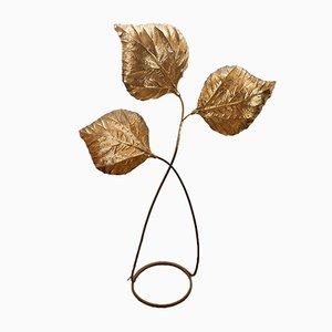 Rhubarb Leaf Lamp by Tommaso Barbi