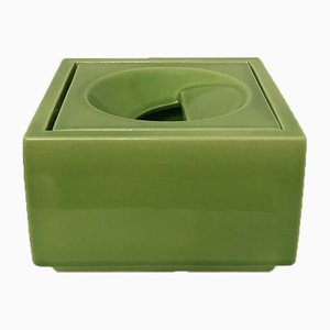 Ceramic Ashtray by Marie Madeleine Boucraut for Atelier D'Enfer, 1970s