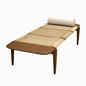 Sofá cama de teca de Inoda + sveje