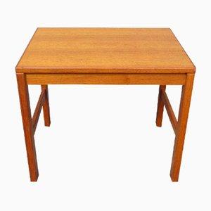 Scandinavian Bedside Table in Teak