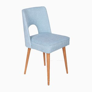 Polish Shell Chairs from Bydgoszcz Furniture Factory, 1960s, Set of 6